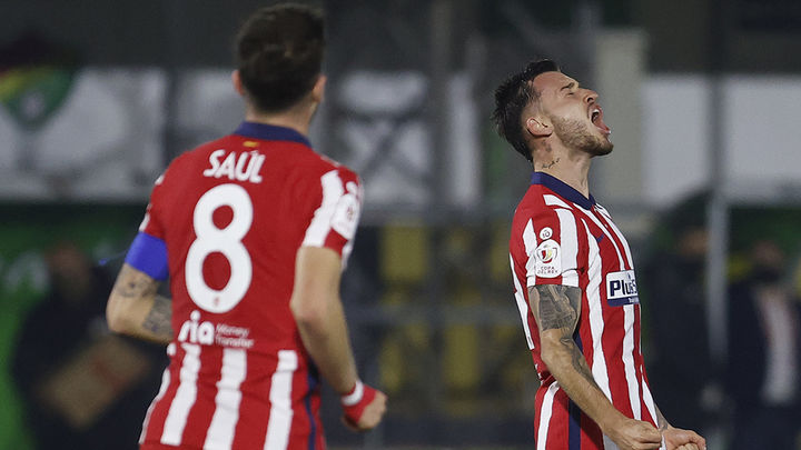 Ricard Sánchez debutó de rojiblanco con un golazo