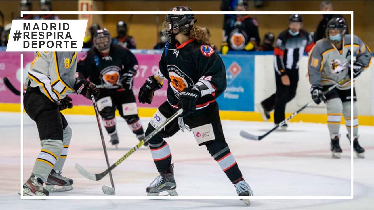 Hockey Majadahonda-Quimeras Valdemoro