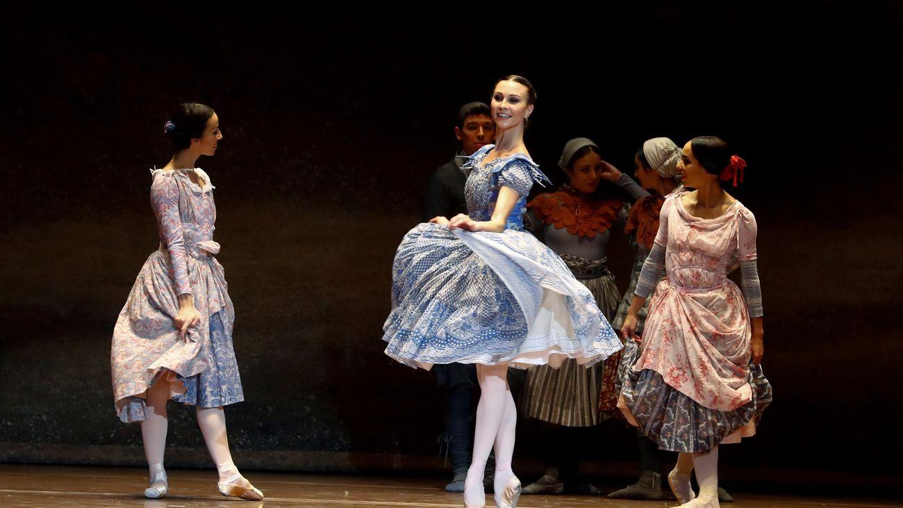 """Cancelada la función de """"Giselle"""" en Madrid por cuatro posibles positivos"""