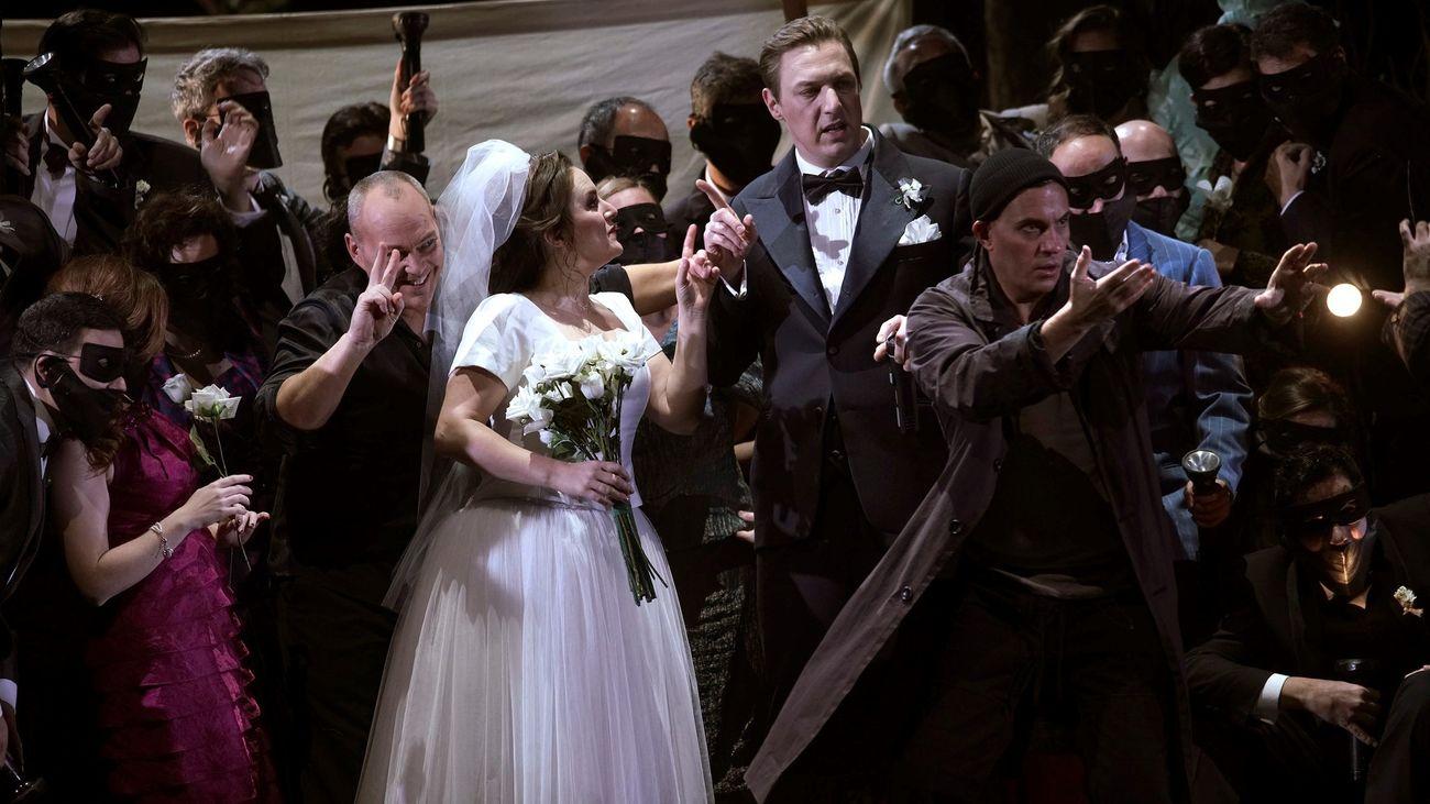 El Teatro Real rescata las dos últimas horas de vida del 'Don Giovanni' de Mozart