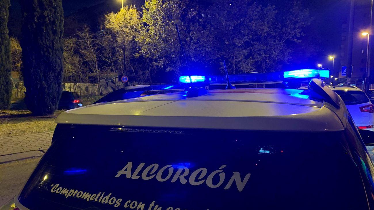 Detenido en Alcorcón un hombre ebrio que agredió a su mujer ante los hijos
