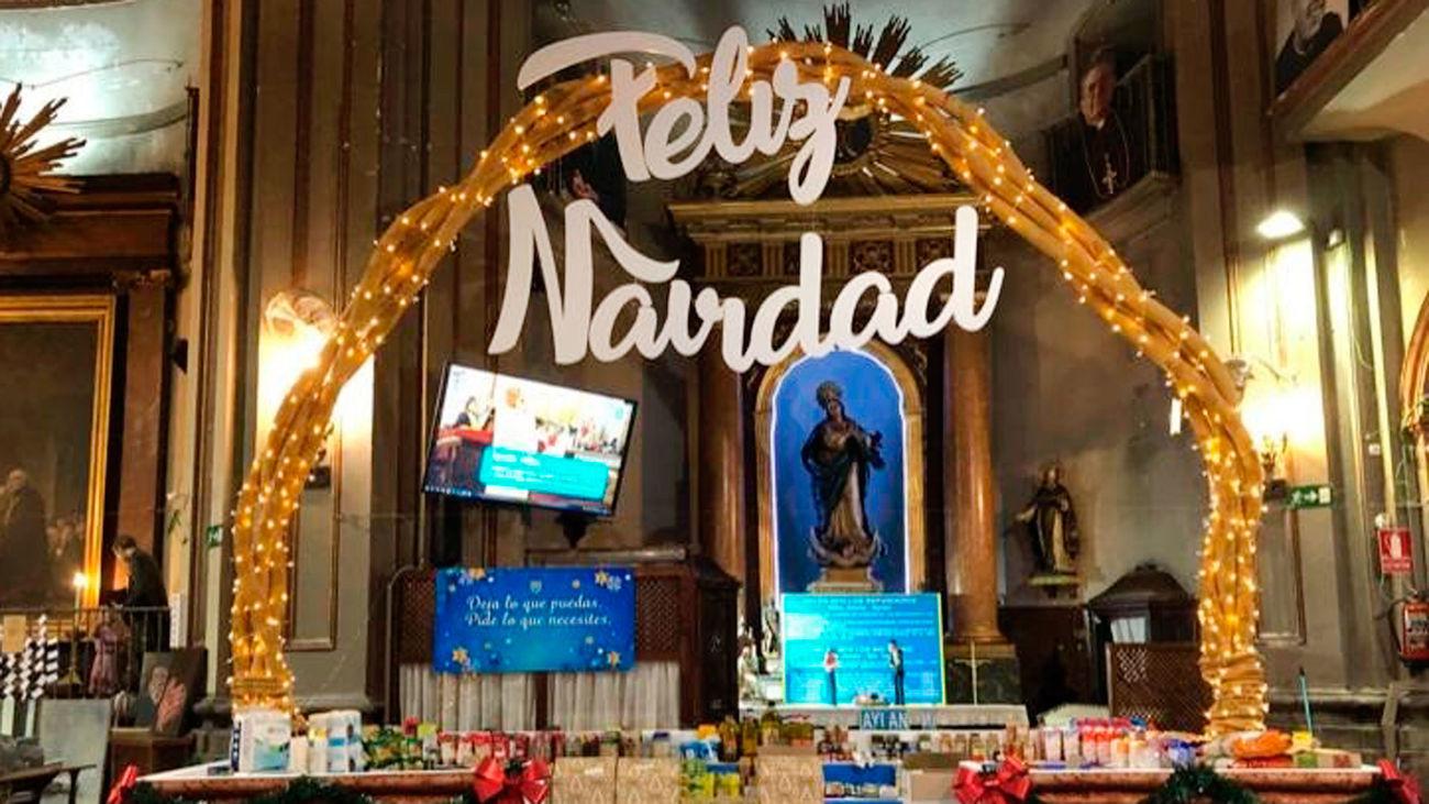 La solidaridad no coge vacaciones en Navidad