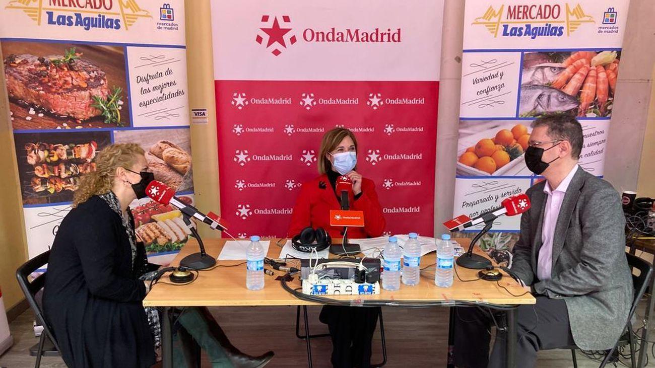 """Fernando Gutiérrez, gerente del Mercado de las Águilas: """""""
