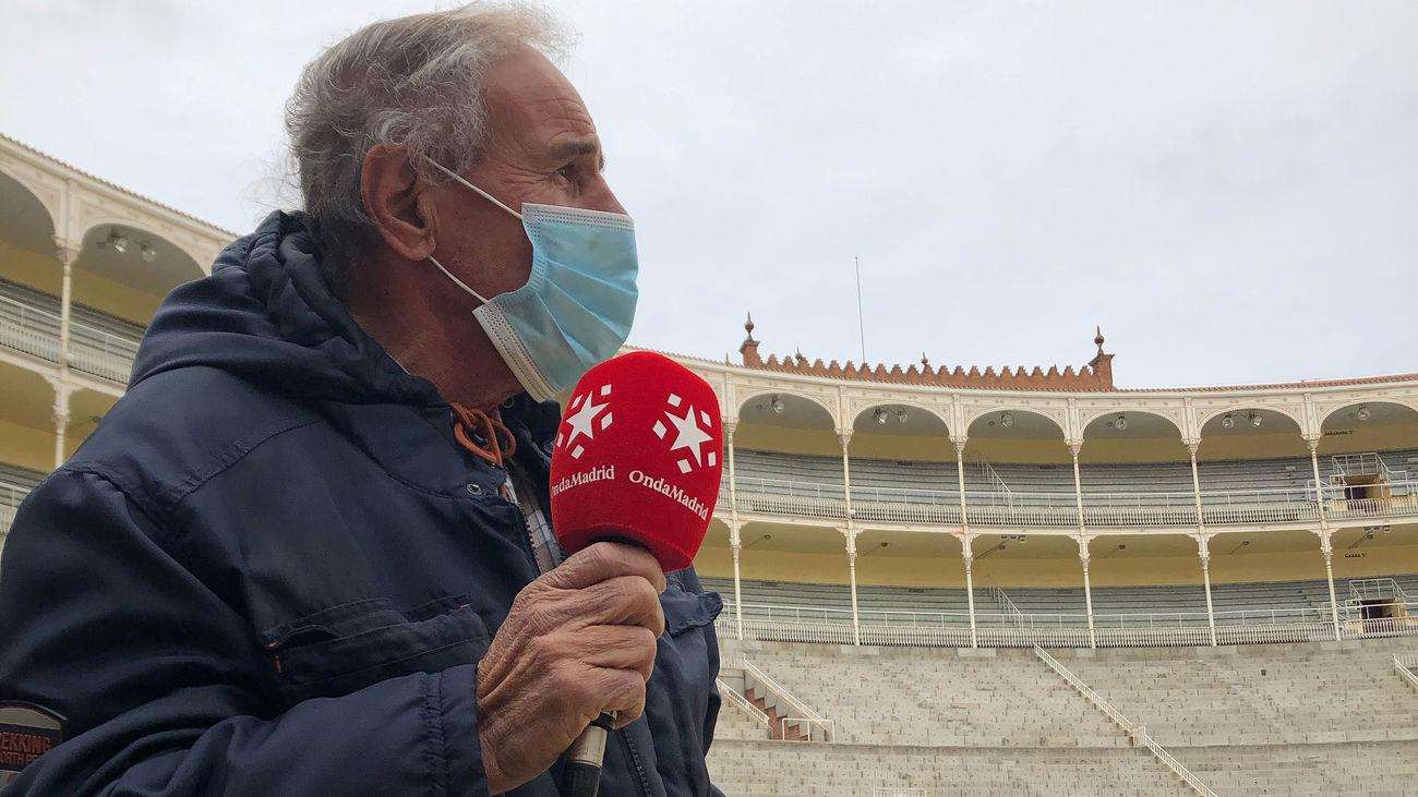 """Blas Romero 'El Platanito': """"Montserrat Caballé me pidió que pasara una semana entera con ella pero me eché para atrás"""""""