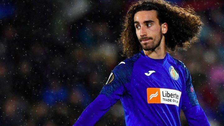 """Cucurella: """"los futbolistas debemos dar ejemplo y ser solidarios"""""""