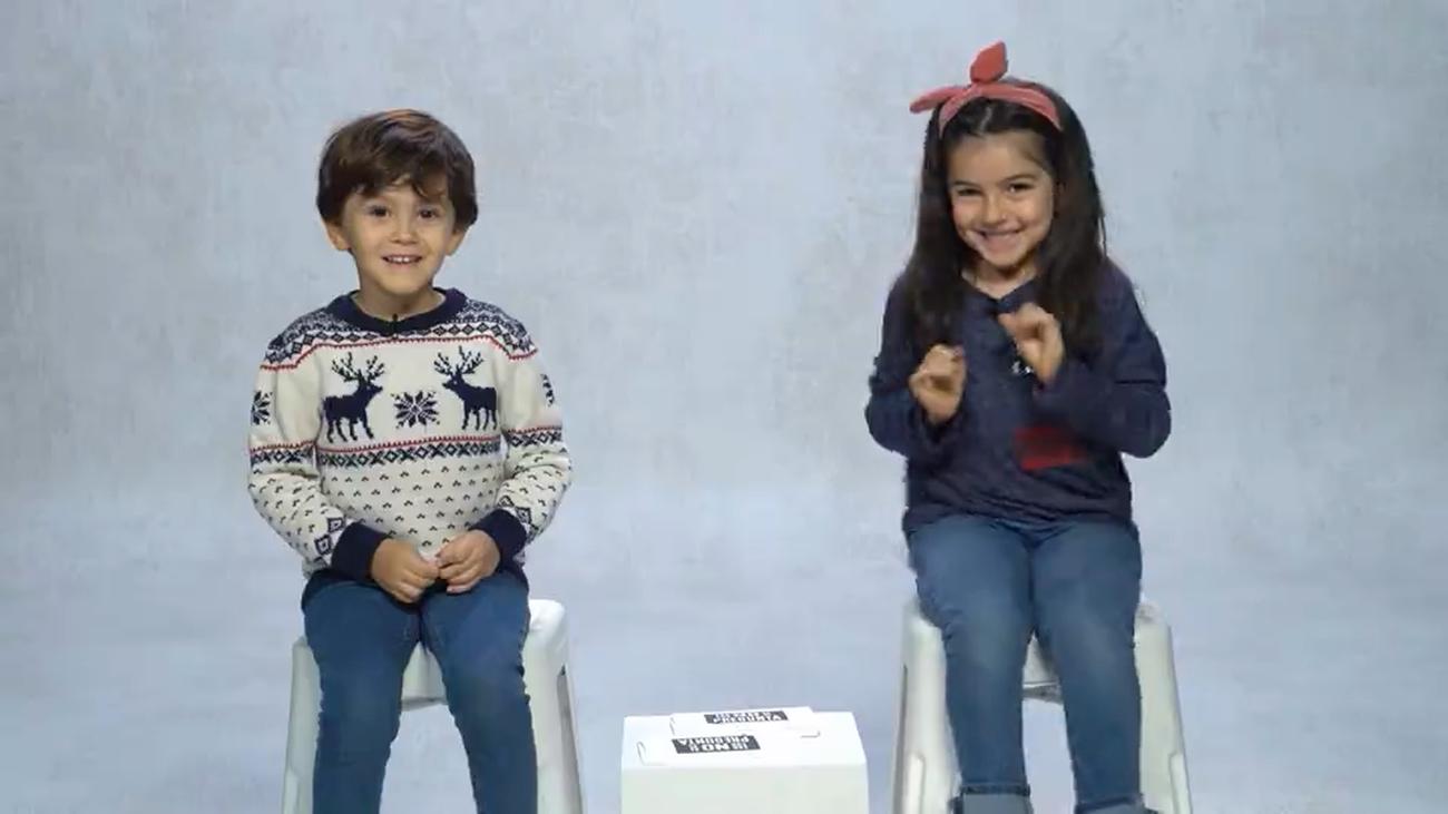 Los niños, protagonistas del programa de esta semana de 'Eso no se pregunta'