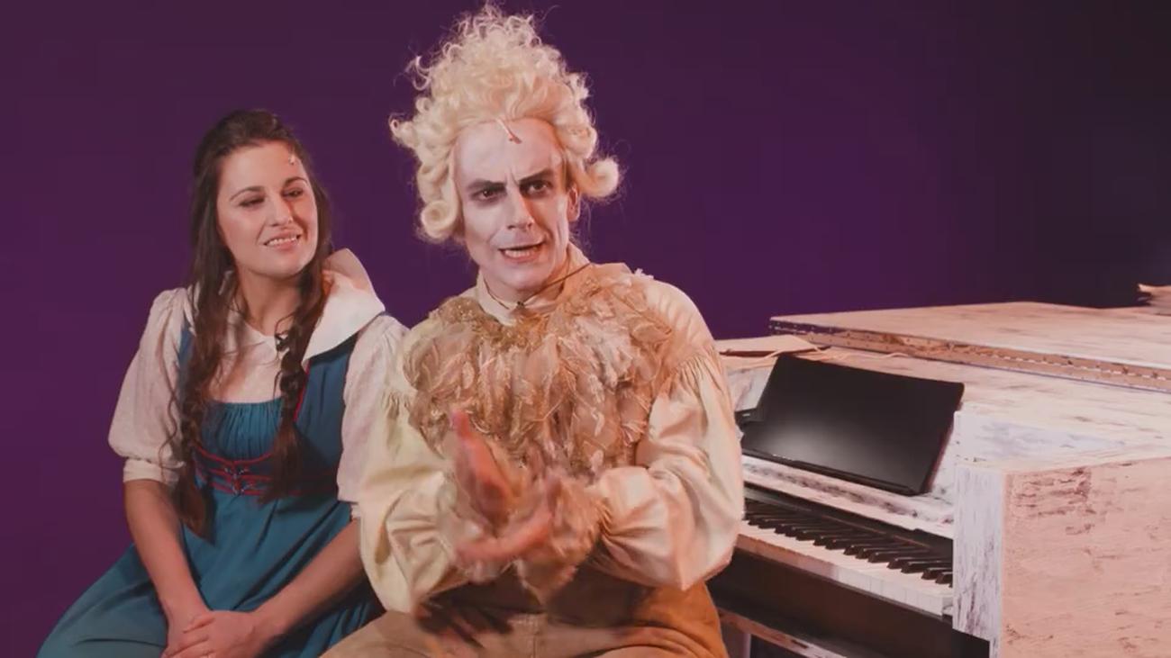 """""""Beethoven para Elisa"""", una comedia musical para toda la familia"""
