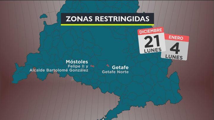 Los vecinos de Getafe Norte desconcertados ante los numerosos cambios de restricciones