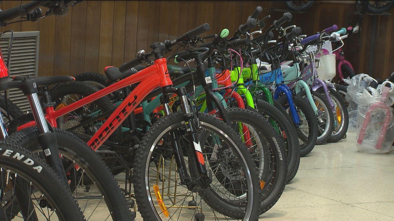 Continúa el boom de la venta de bicis
