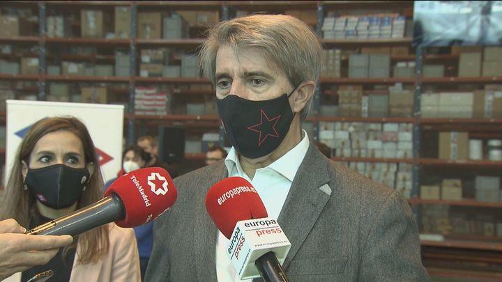 La Comunidad de Madrid tiene preparado todo el protocolo logístico para la recepción de las vacunas