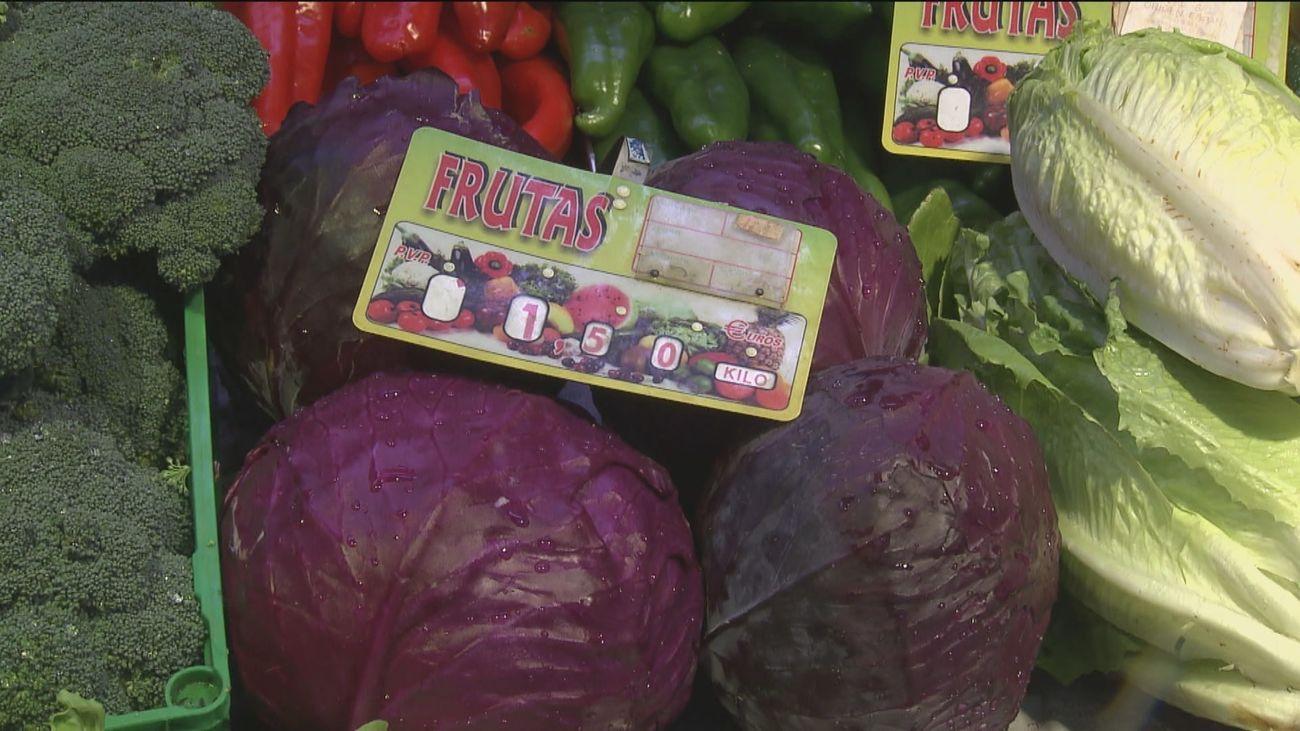 Se mantienen estables los precios en los mercados a cinco días de la Nochebuena