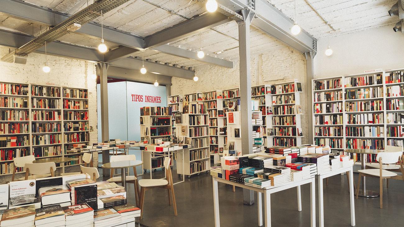 Cinco librerías madrileñas optan al Premio Librero Cultural 2020