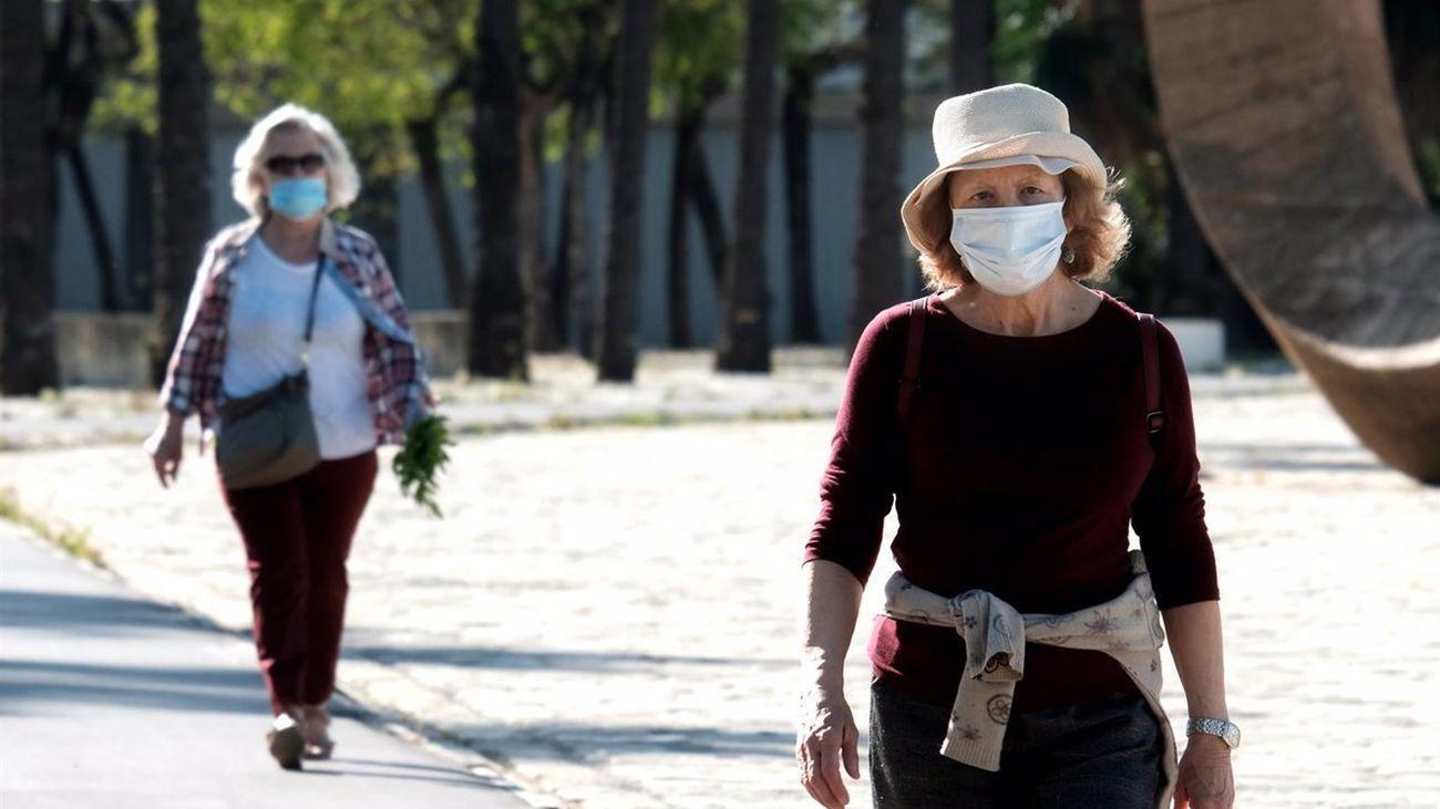 Delegación del Gobierno distribuirá el lunes 1.850.000 mascarillas en Madrid