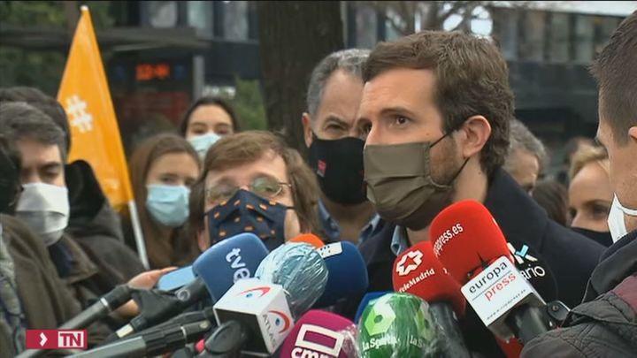 Casado acusa al Gobierno de esconderse tras las autonomías, en lugar de liderar la crisis sanitaria