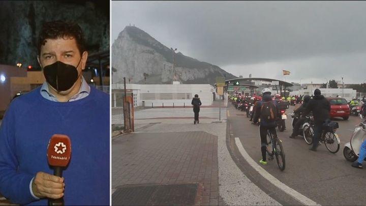 España reforzará el control fronterizo en Gibraltar tras conocerse que se  detectó un caso de la nueva cepa de Covid en noviembre