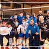 Cara y cruz, Voleibol Leganés  jugará la Copa Príncipe, pero no la Copa Princesa