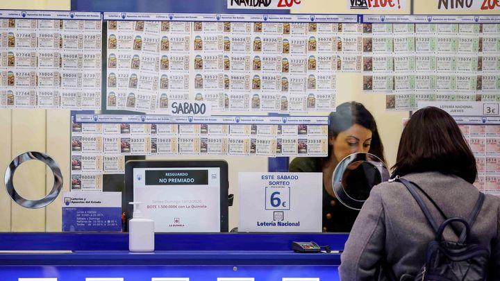 Dónde, cuándo y cómo cobrar tu premio y las pedreas de la Lotería de Navidad