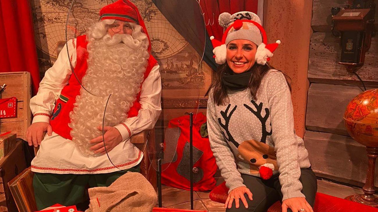 La casa de Santa Claus en Laponia