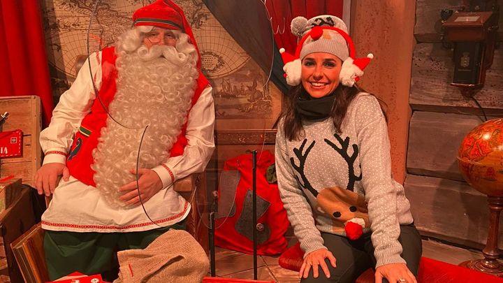Un viaje de ensueño al pueblo de Papá Noel