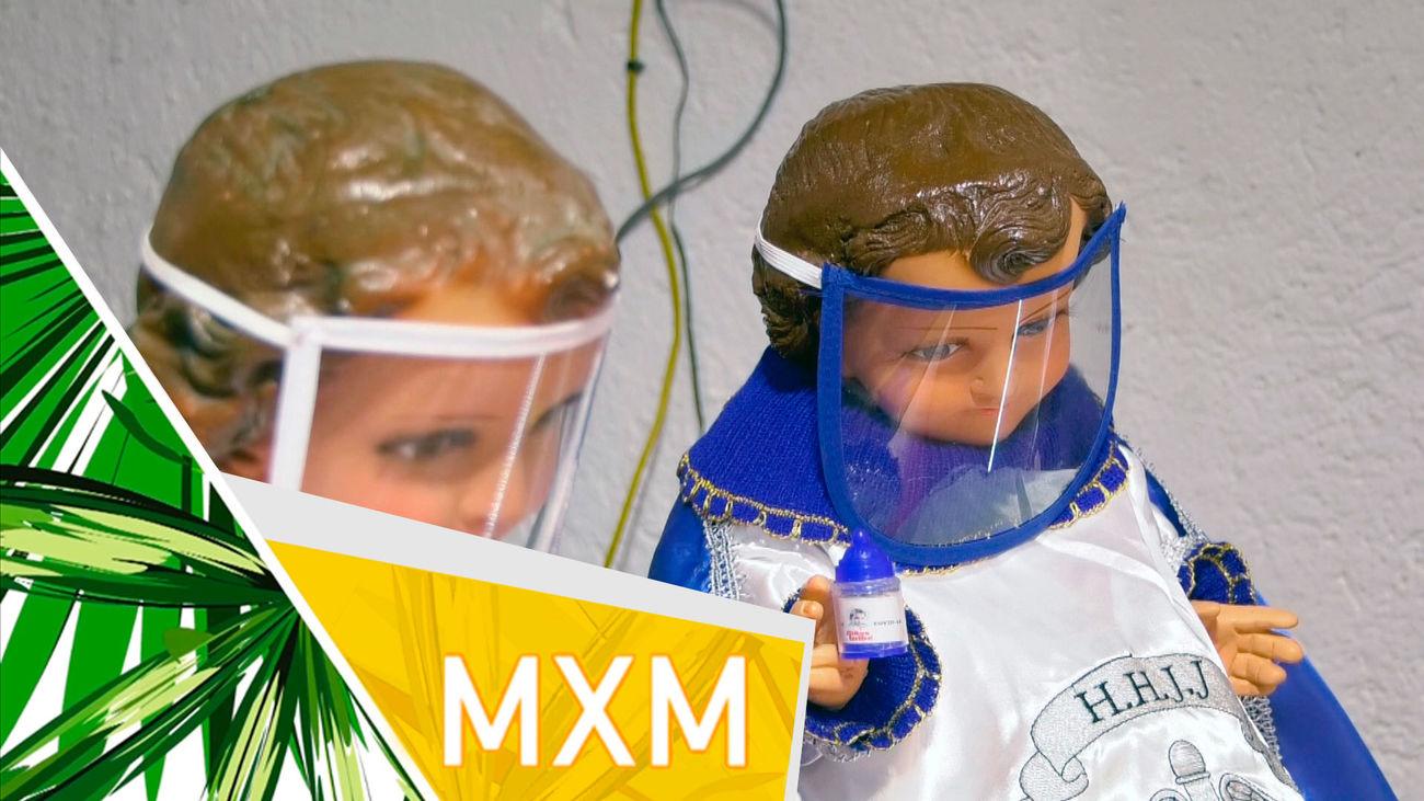 Cómo es grabar Madrileños por el Mundo en plena pandemia