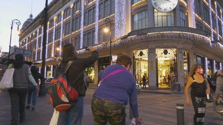 Madrileños por el mundo: Navidad en México