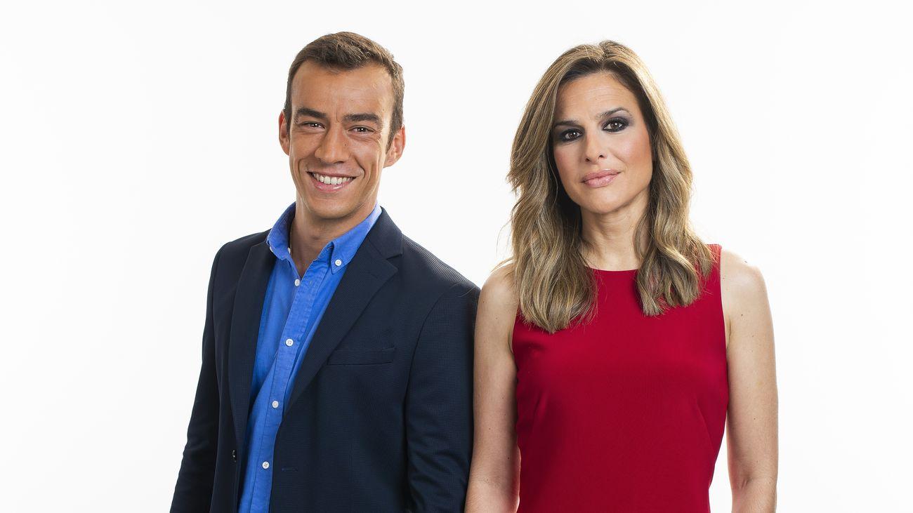 'Juntos' por Navidad con un programa especial en la calle y con Karina y Jorge Blass como invitados