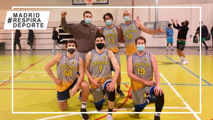 La Liga Free Basket de Madrid ya tiene campeones