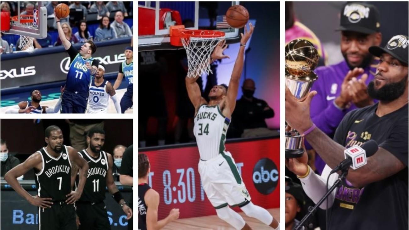 Vuelve la NBA, vuelve el mejor baloncesto del mundo