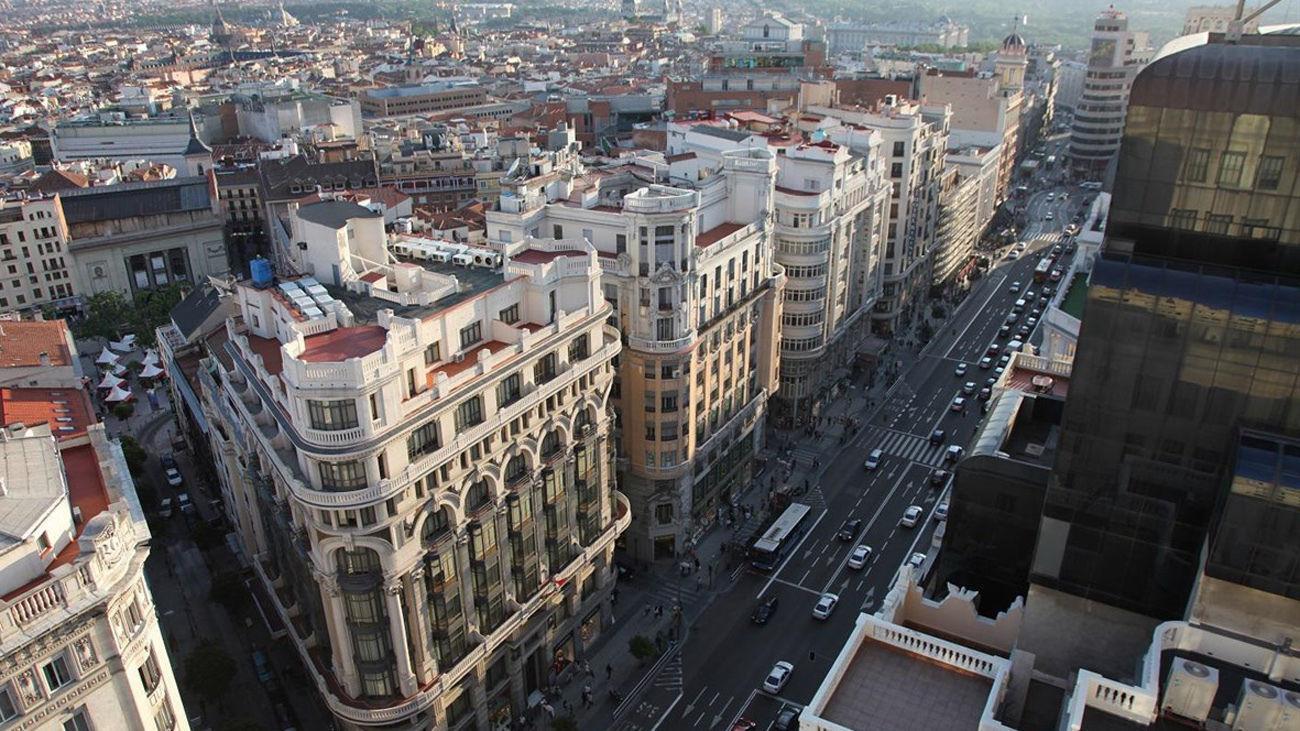 Madrid concentra el 80,6% de la inversión extranjera en España