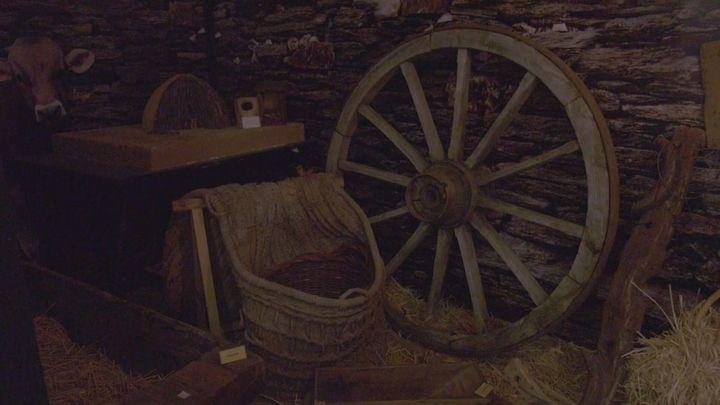 Una mirada al pasado en el Museo Etnológico de La Hiruela