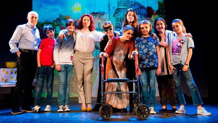 'La nube blanca', una obra de teatro para comprender la enfermedad de Alzheimer