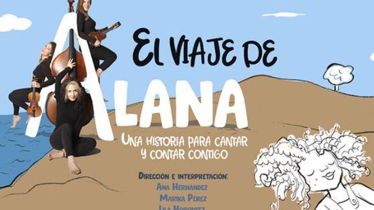 Teatro infantil para las vacaciones de Navidad en Madrid