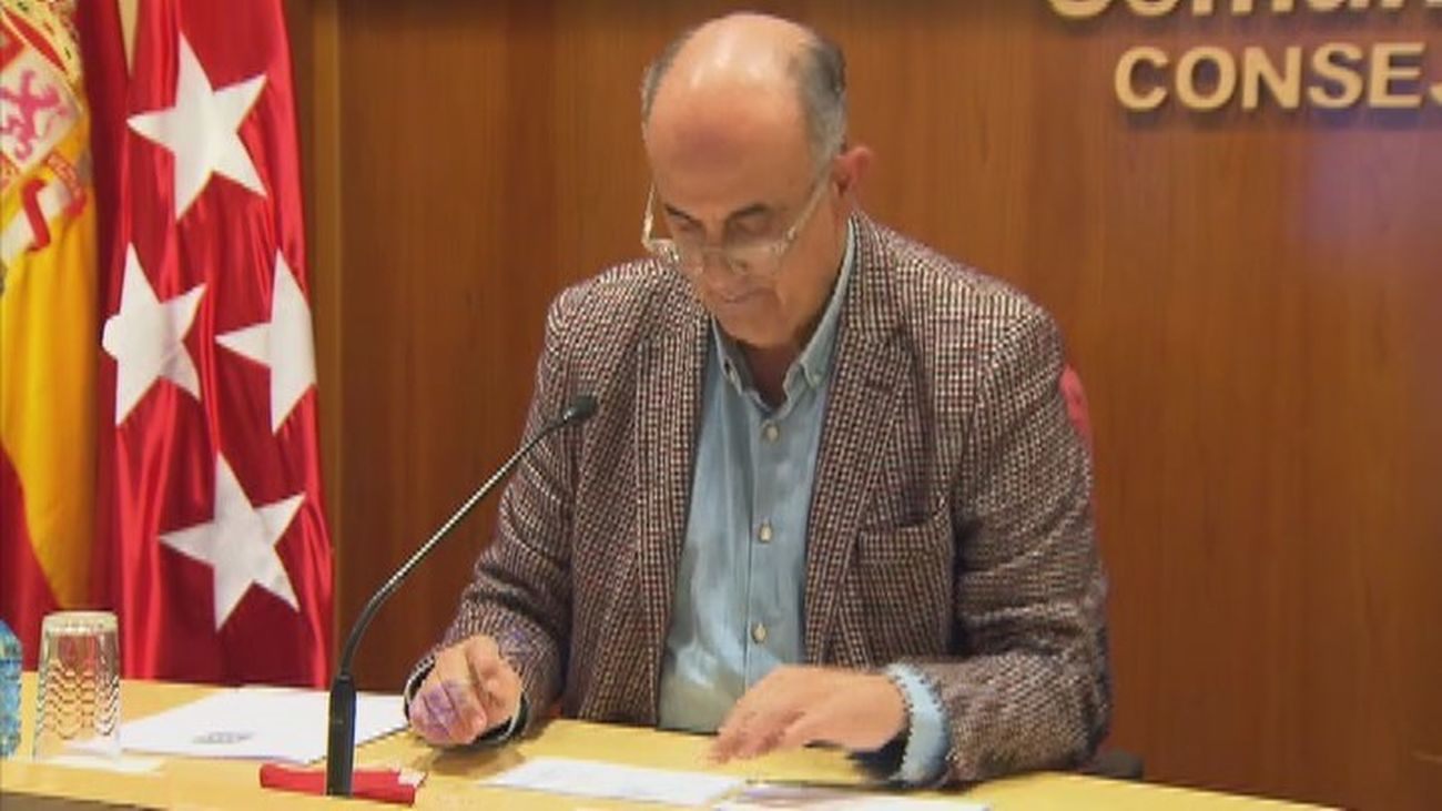Antonio Zapatero, consejero