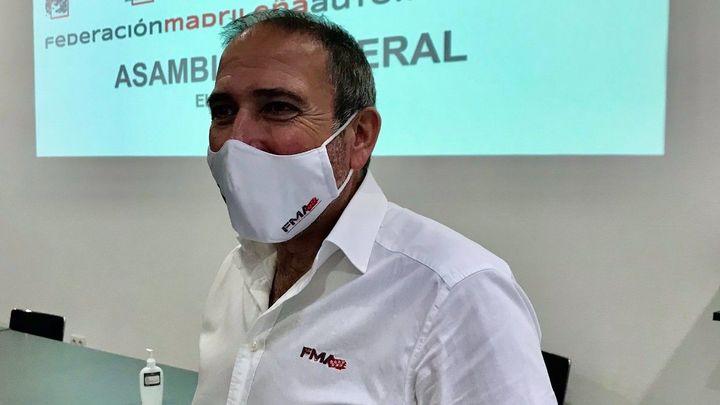 Alberto Sánchez, reelegido presidente de la Federación Madrileña de Automovilismo