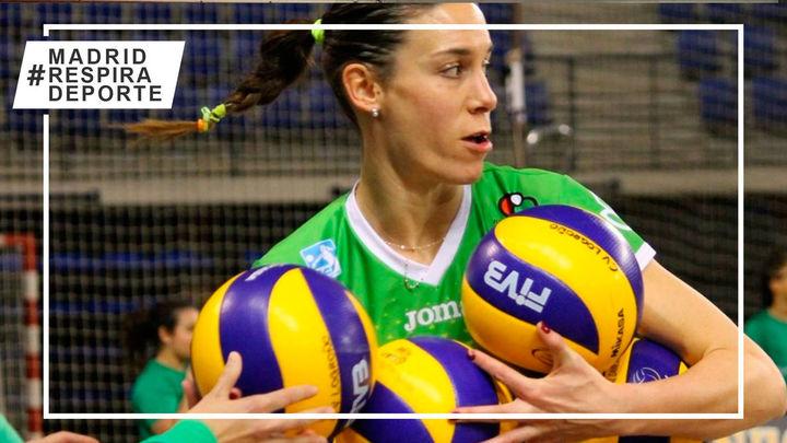 La dura infancia de Pejkovic, jugadora del Voleibol Madrid, marcada por los bombardeos de Belgrado