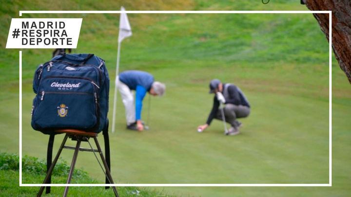 La modalidad Pitch&Putt o juego corto llena los campos de golf de Madrid