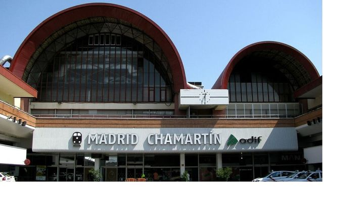 La Estación de Chamartín será en 2021 'Madrid-Chamartín-Clara Campoamor'