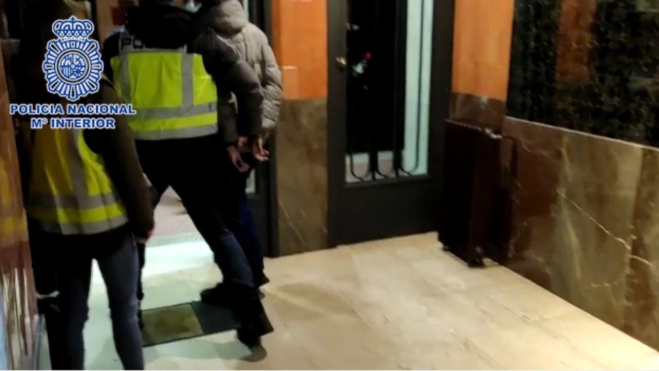 La Policía Nacional detiene a los responsables de graves disturbios ocurridos en mayo de 2019 durante las fiestas patronales de Móstoles