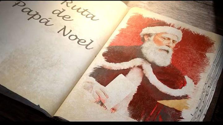 La brújula del tiempo: La ruta de Papá Noel