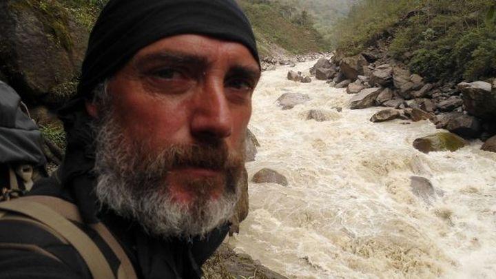 El reto solidario de Javier, subir en tres meses los 50 picos más altos de España