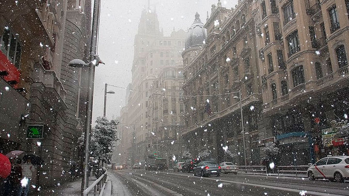 La gran nevada del siglo, ¿caerá esta semana?