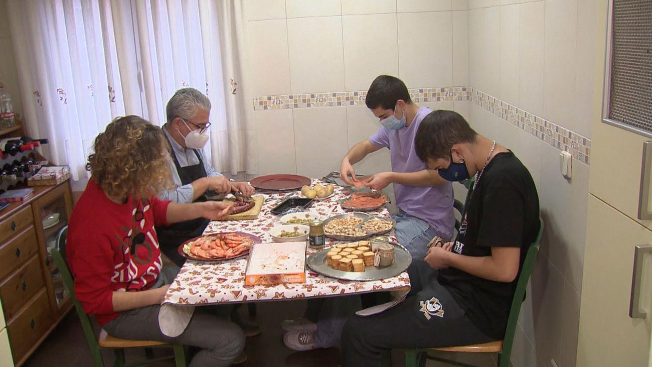 ¿Cómo hemos celebrado los madrileños esta cena de Nochebuena?