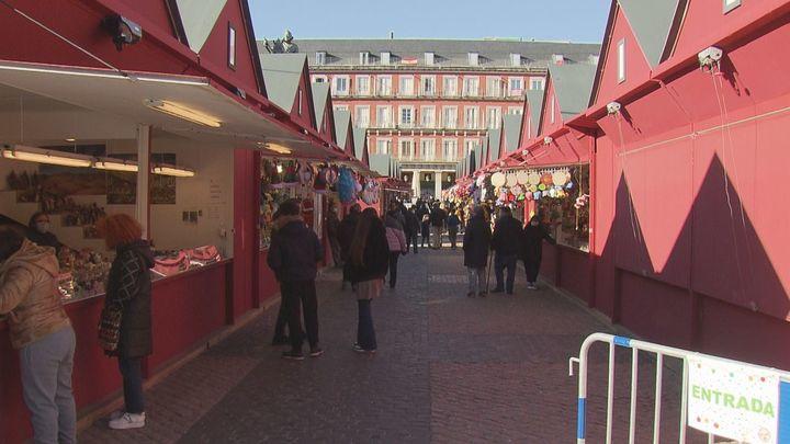 El día de Navidad más atípico en Madrid: calles semivacías y ausencia de colas