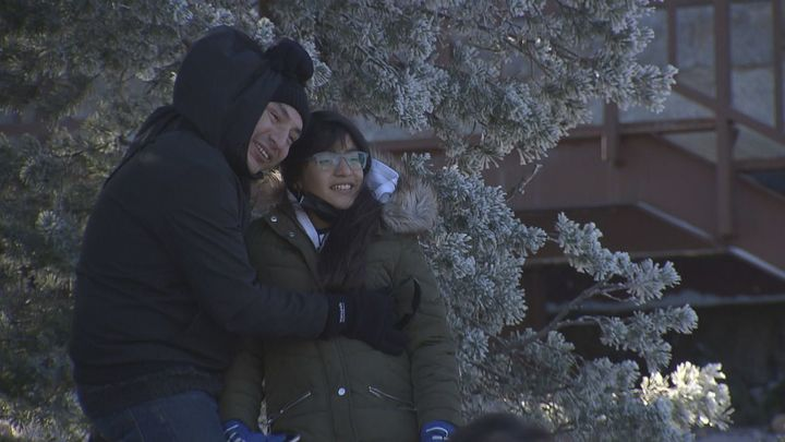 Un 25 de diciembre frío y soleado, ideal para ir a la Sierra