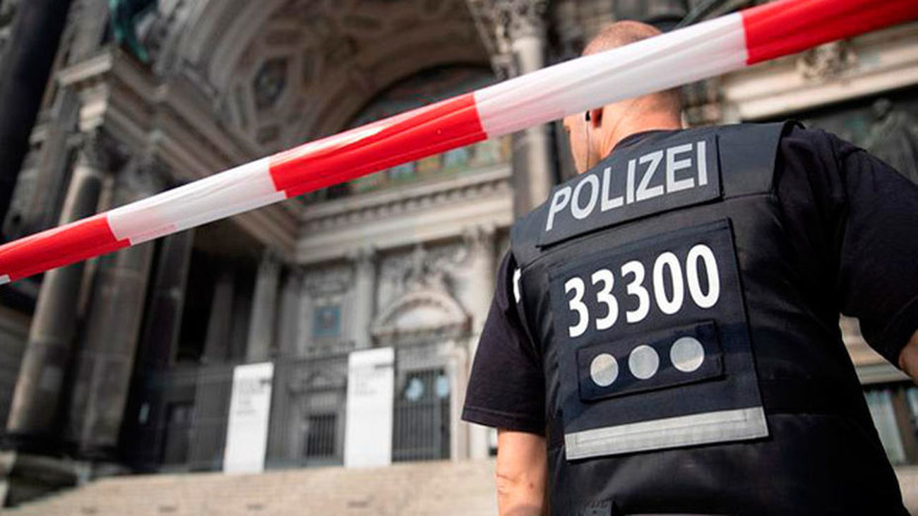 Agente de policía austriaco