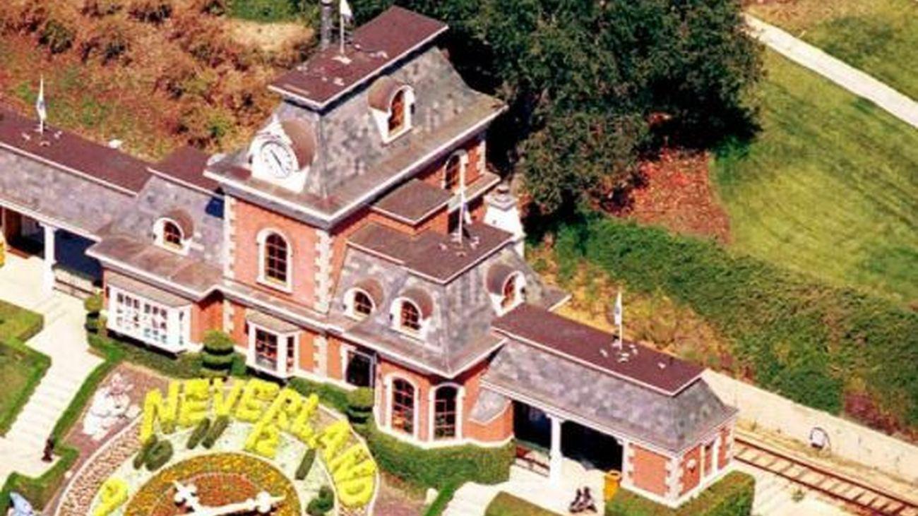 El rancho Neverland de Michael Jackson