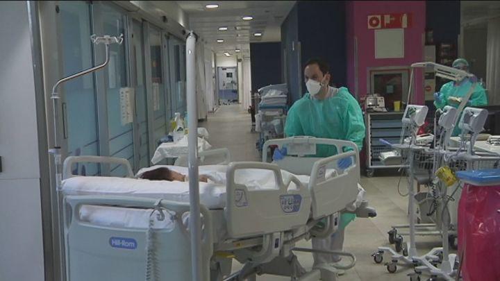 El Ministerio de Sanidad notifica 24.462 casos y 298 muertes desde Navidad