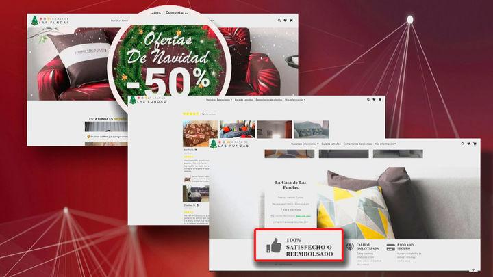 Las estafas por internet aumentan en Navidad