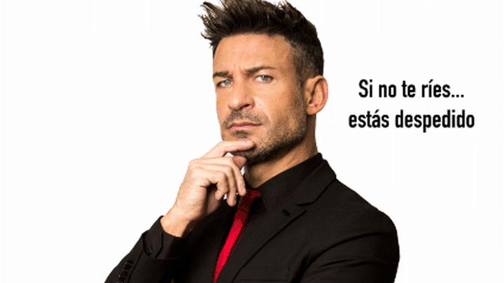 """""""El Jefe"""" despide el año con Eduardo Aldán en el Teatro Arlequín"""