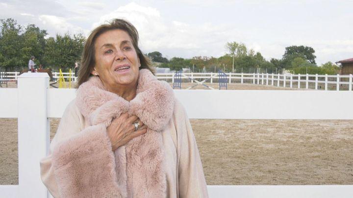 """Marián Conde: """"Me caí de un caballo y nunca más volví a montar"""""""